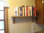Cookbookshelf